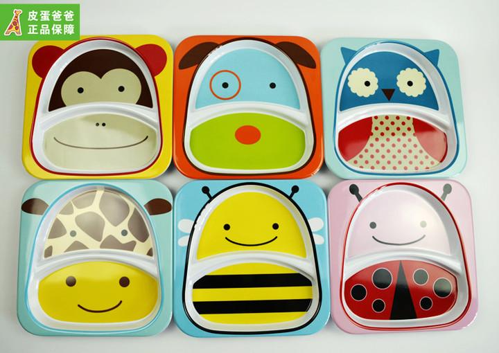 塑料饭盒手工制作动物