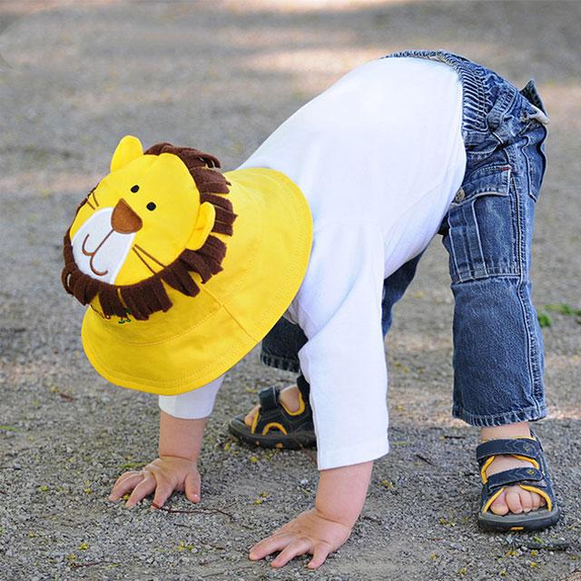 【美国flapjacks儿童防晒双面遮阳帽】【送男朋友