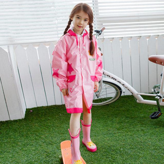 【韩国进口儿童雨衣 雨鞋套装】【送男朋友 送女朋友