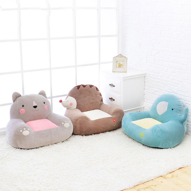 metoo清新可爱儿童小沙发