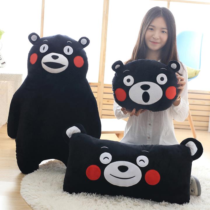 日本熊本熊公仔抱枕